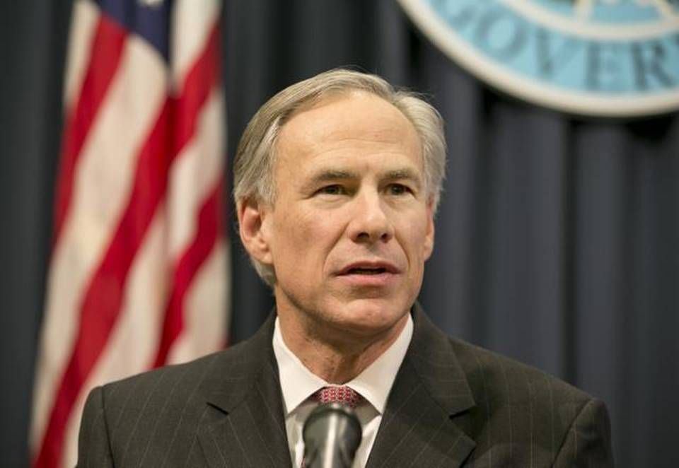 Governor Abbott talks Coronavirus