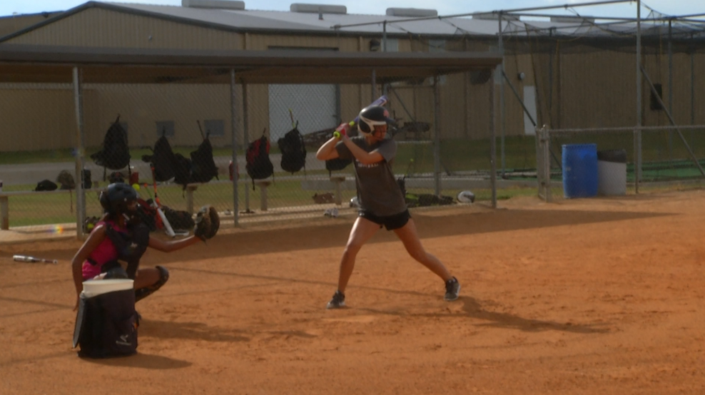East Softball Bands Together During Summer