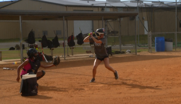 East Softball Player Stands Out in State All-Star Game