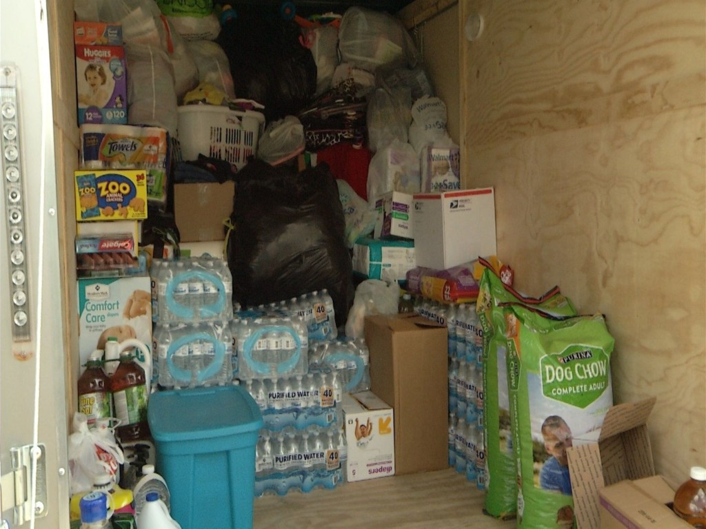 Victoria man prepares for Round 2 of Louisiana Flood Recovery