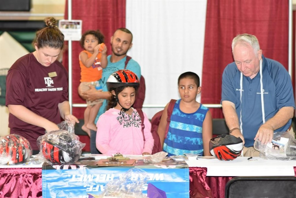 TAMU Healthy South Texas hosts expo for young families in Cuero