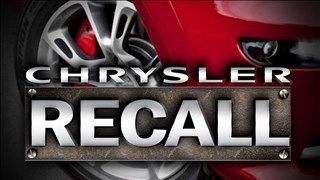 Chrysler Recall's Millions of Vehicles