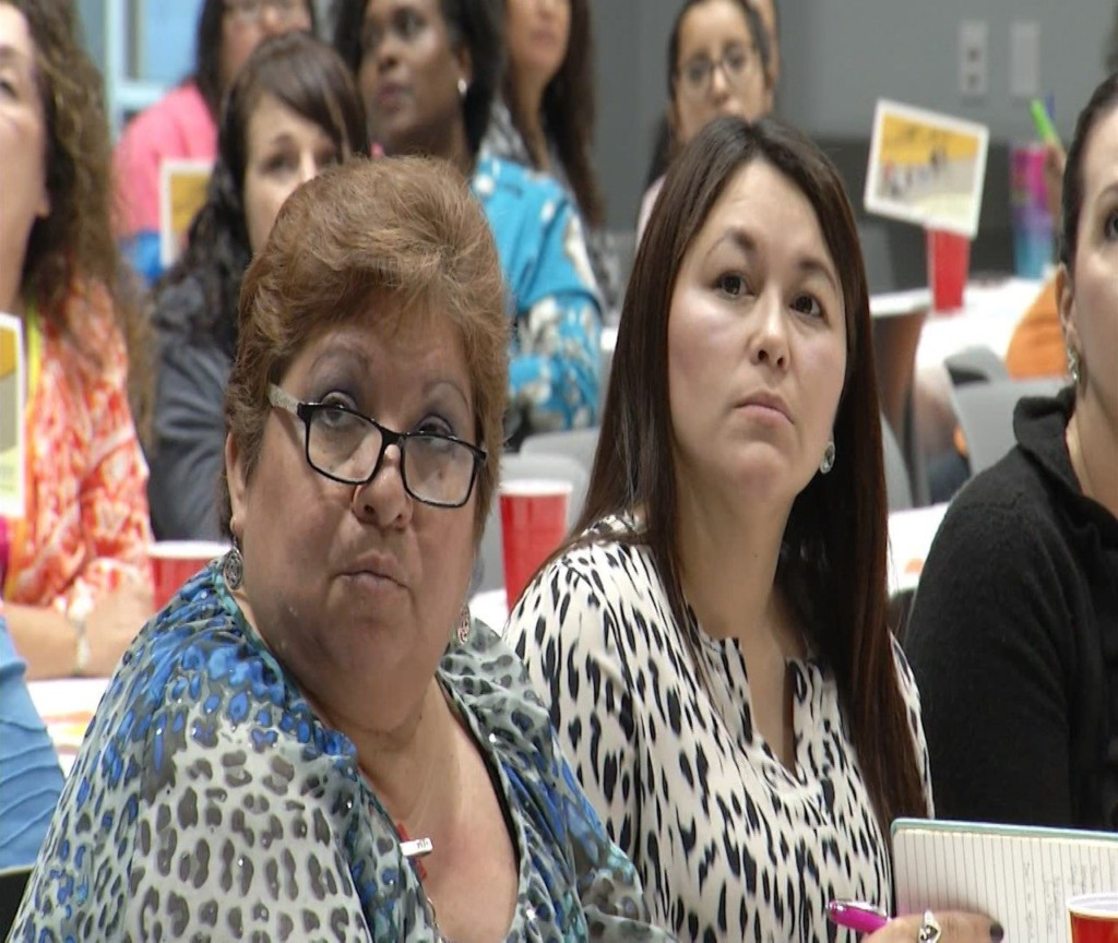 VISD and Region III Host Parent Involvement Conference