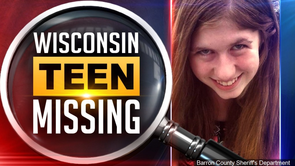 Missing Wisconsin Teen Found Alive