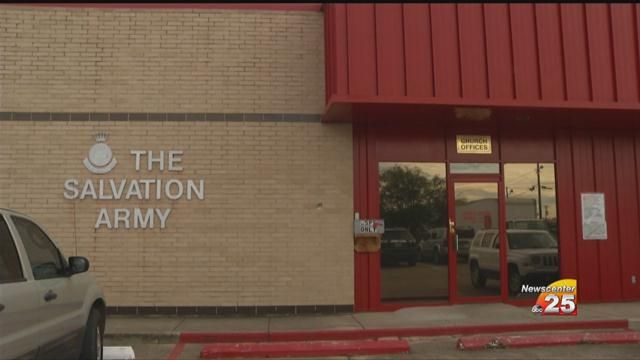 Decline in Red Kettle Donations at Salvation Army