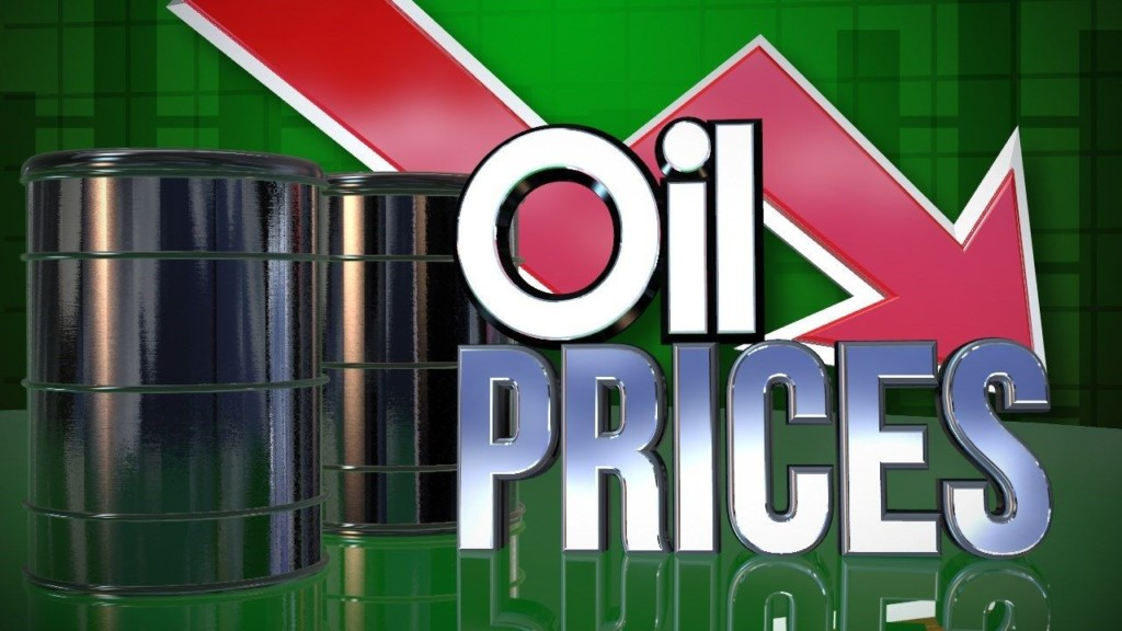 Business Report: Oil prices drop
