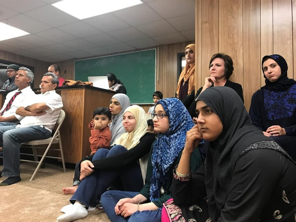 Victoria Islamic Center looks for ways to educate community