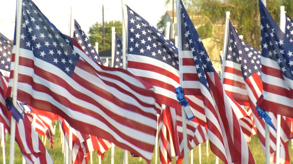 Field of Honor Pays Respect to Fallen Heroes