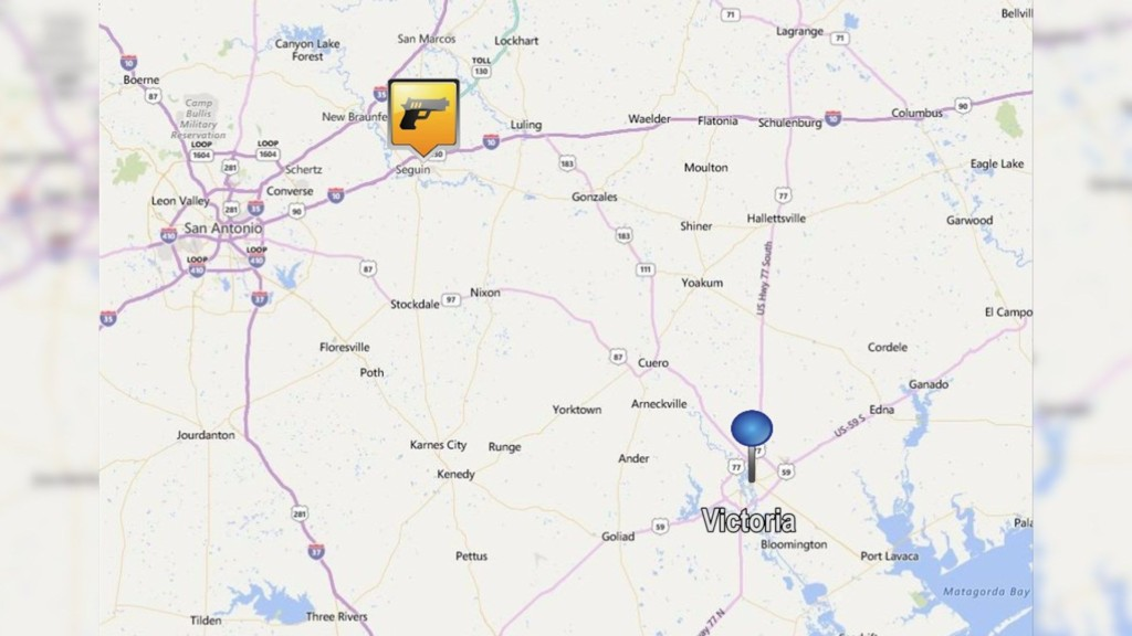 1 dead after shooting in Gonzales County