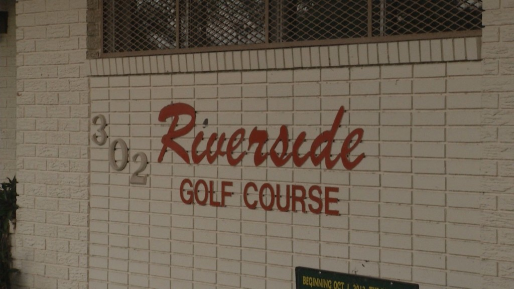 City takes first steps in revamping Riverside Golf Course
