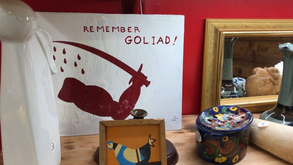 Goliad Brings Creativity to the Crossroads