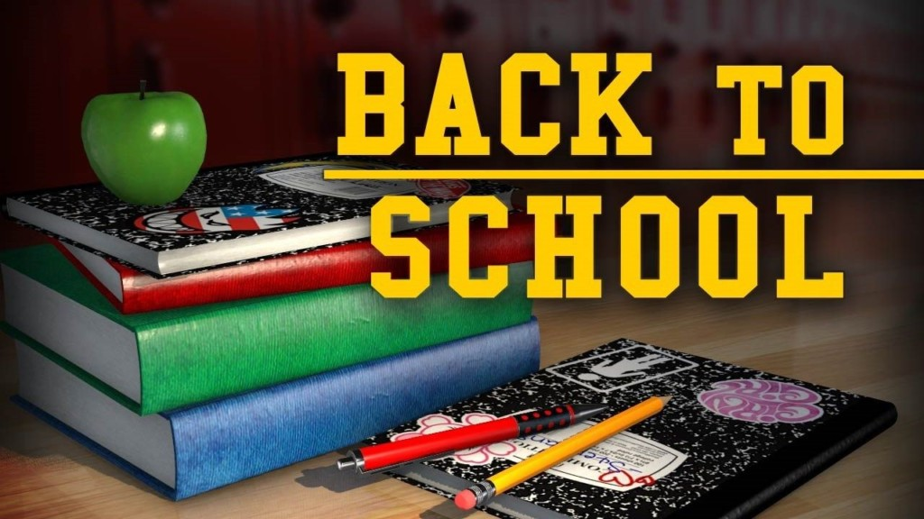 Back To School: What's New?