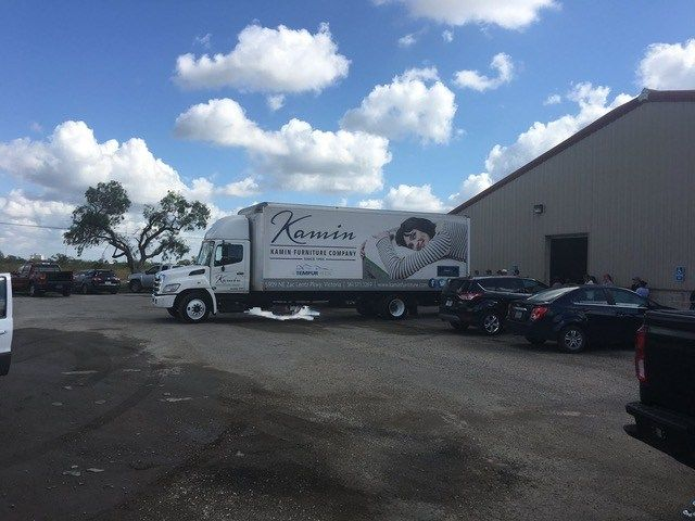 Kamin Furniture Donates Mattresses To Harvey Victims