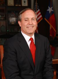 Indicted Texas attorney general has war chest worth $5.7M