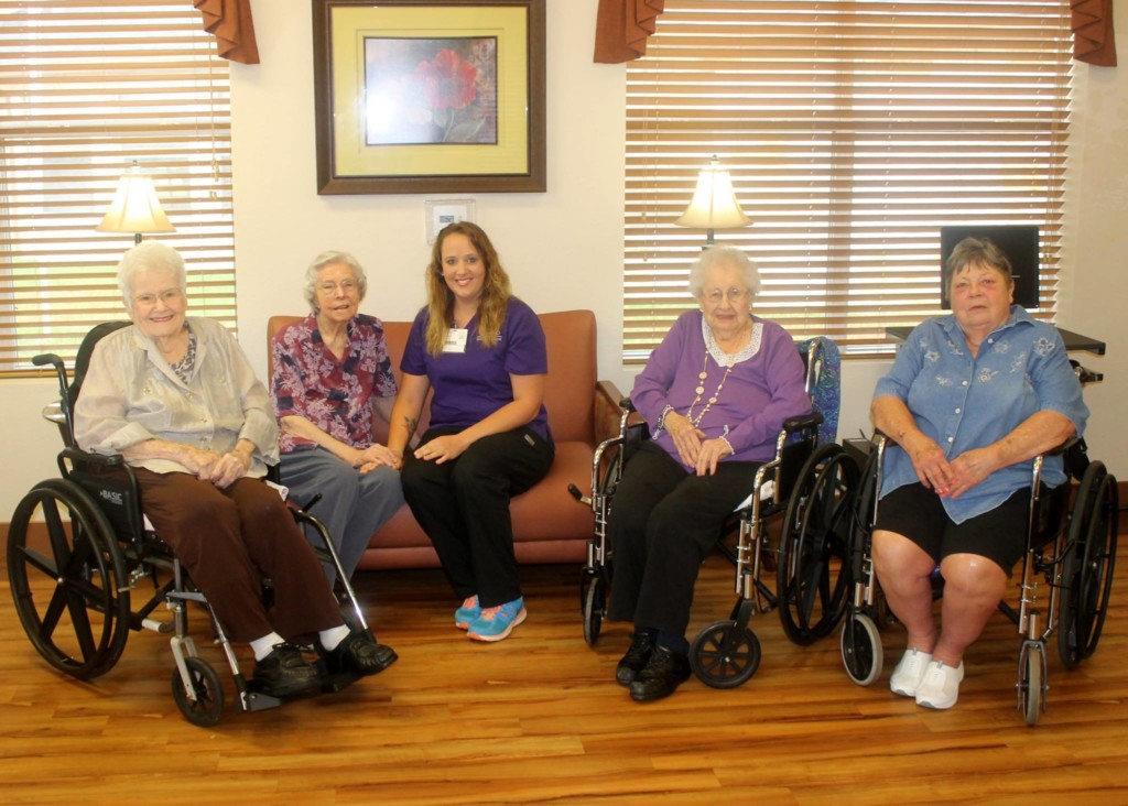 Despite staffing crisis, long term care facilities in Texas improving