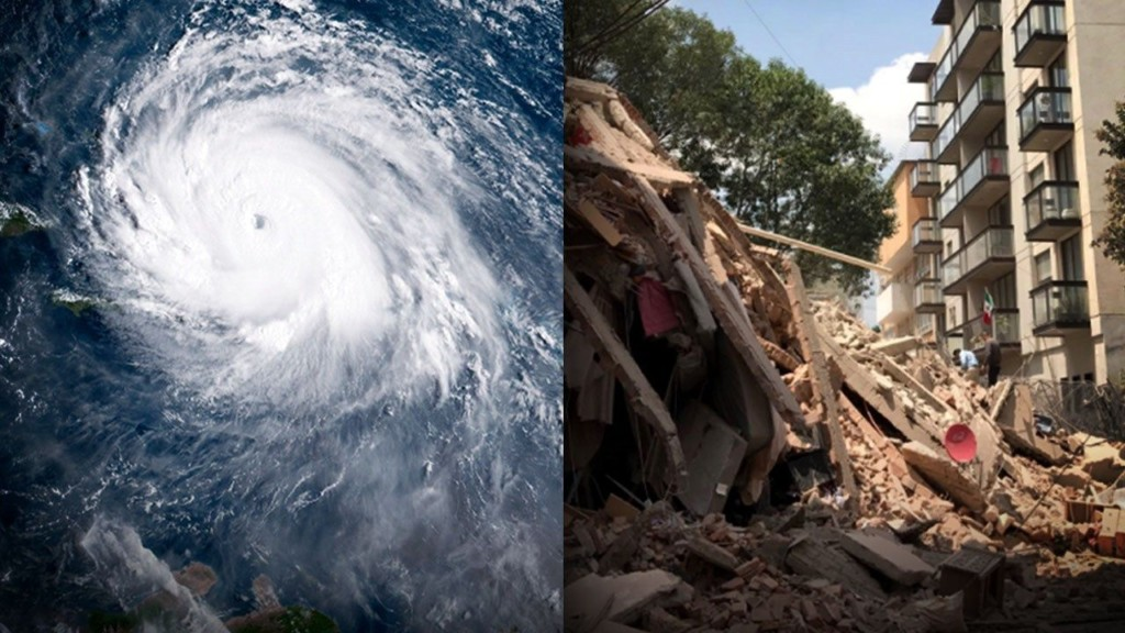 Harvey's Effect on the Environment
