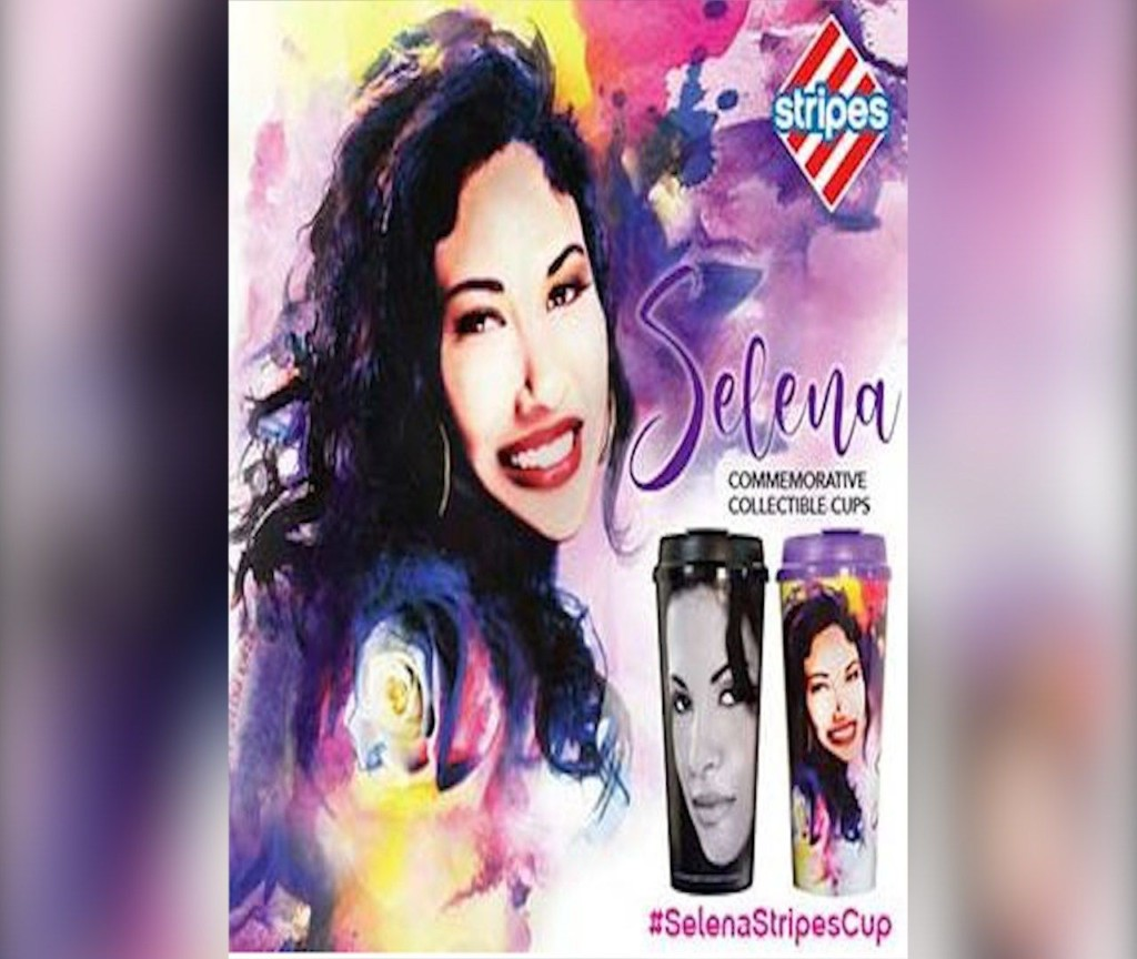 Stripes Stores to sell commemorative Selena cups