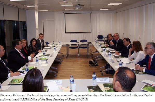 Secretary Pablos joins Texas investment promotion mission to Spain