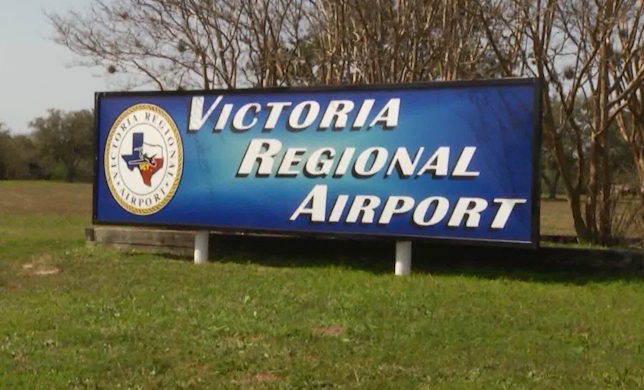 Plane lands safely near Victoria Airport after engine issues
