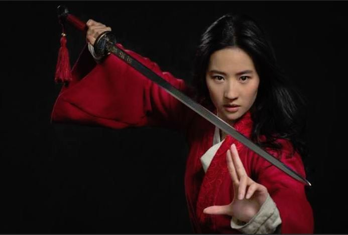 First Look: Disney's Live-Action Mulan!