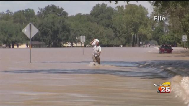 One Year Anniversary of the Colorado River Flooding in Wharton