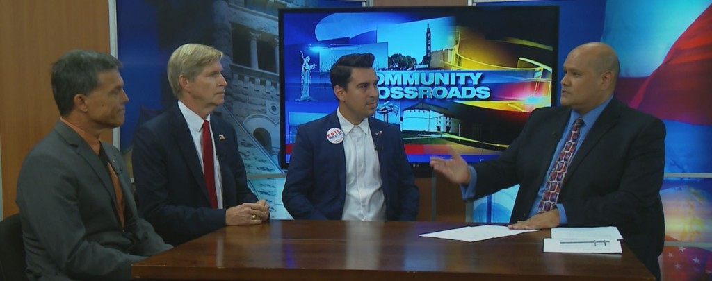 Community Crossroads welcomes District 27 candidates