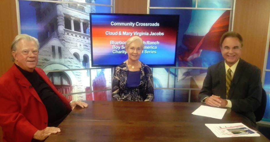 Community Crossroads welcomes Claud and Mary Virginia Jacobs