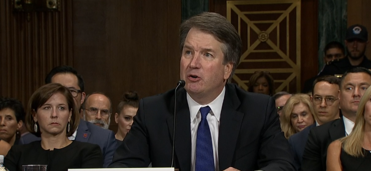 Kavanaugh: Family, name 'permanently destroyed'