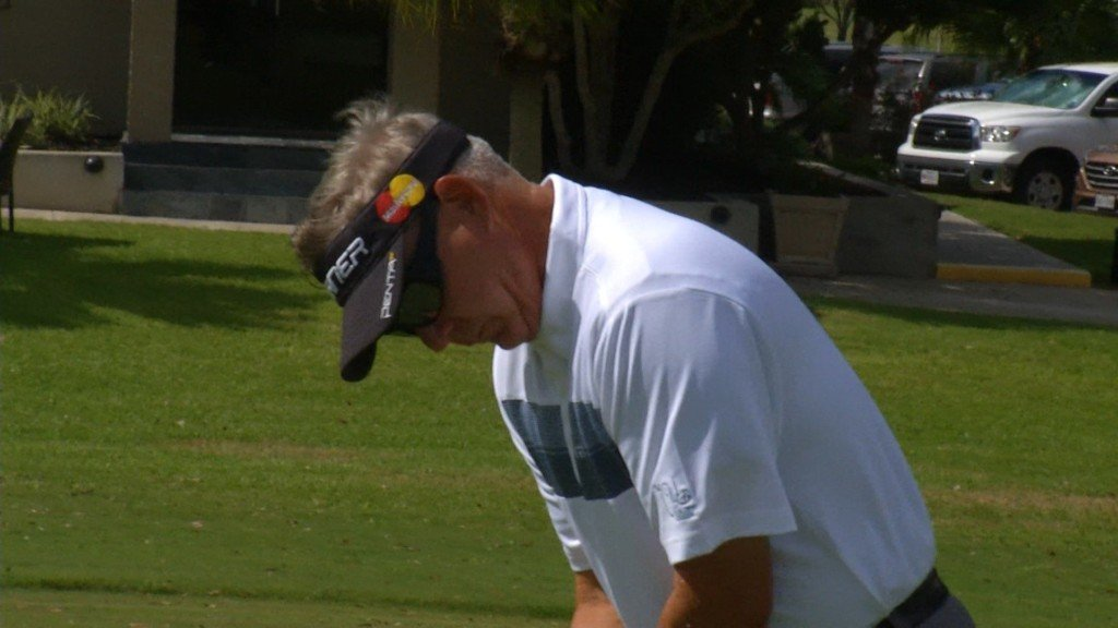 The Club At Colony Creek Gets New Golf Head Pro
