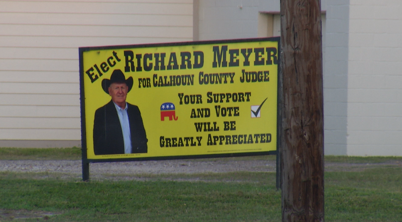 Calhoun County elects first Republican County Judge in more than 20 Years