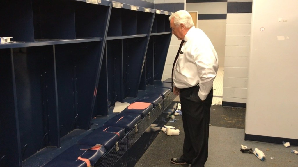 Update: Grand jury chooses not to indict locker room vandals