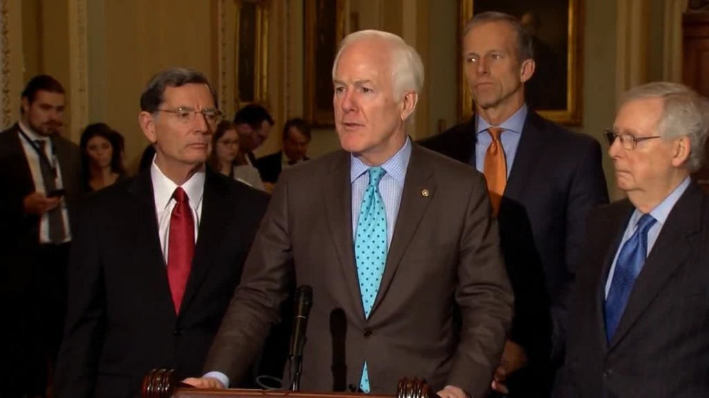 Cornyn, Wyden introduce bill to exempt trafficking survivors' restitution from Federal Taxes