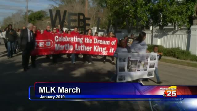 Martin Luther King Jr. walk planned for January 20th
