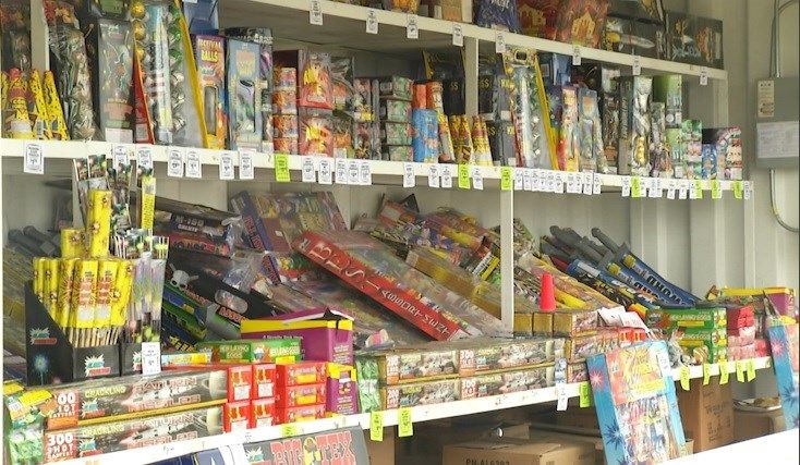 Victoria Fire Officials Will Allow Fireworks in Saxet Lake Park