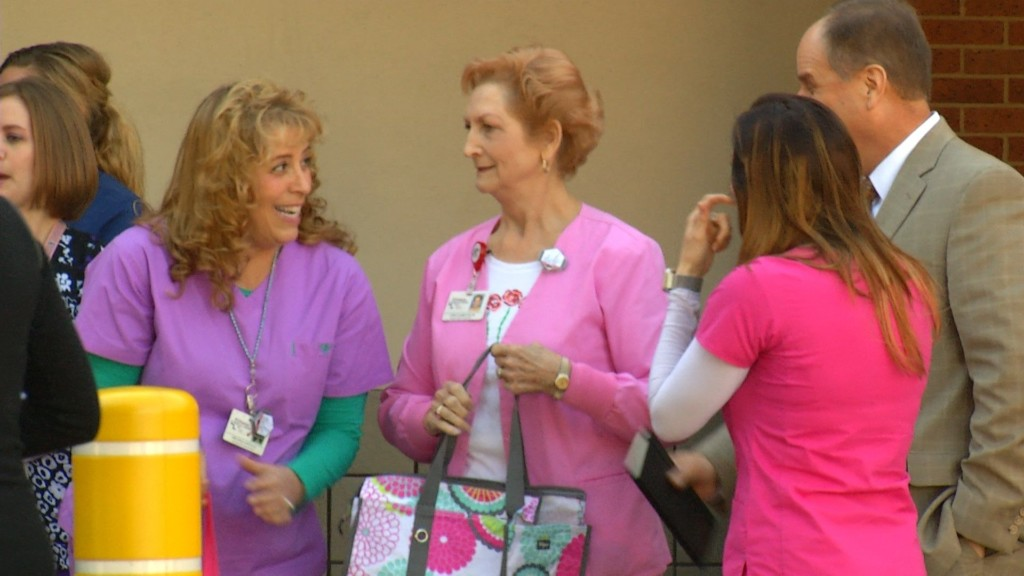 Local Business Donates Bags to Cancer Patients