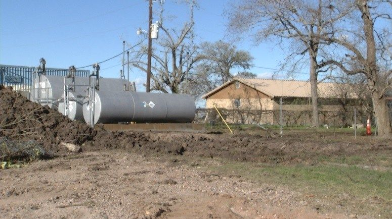 Gas Spill Cleanup Expected To Take Days