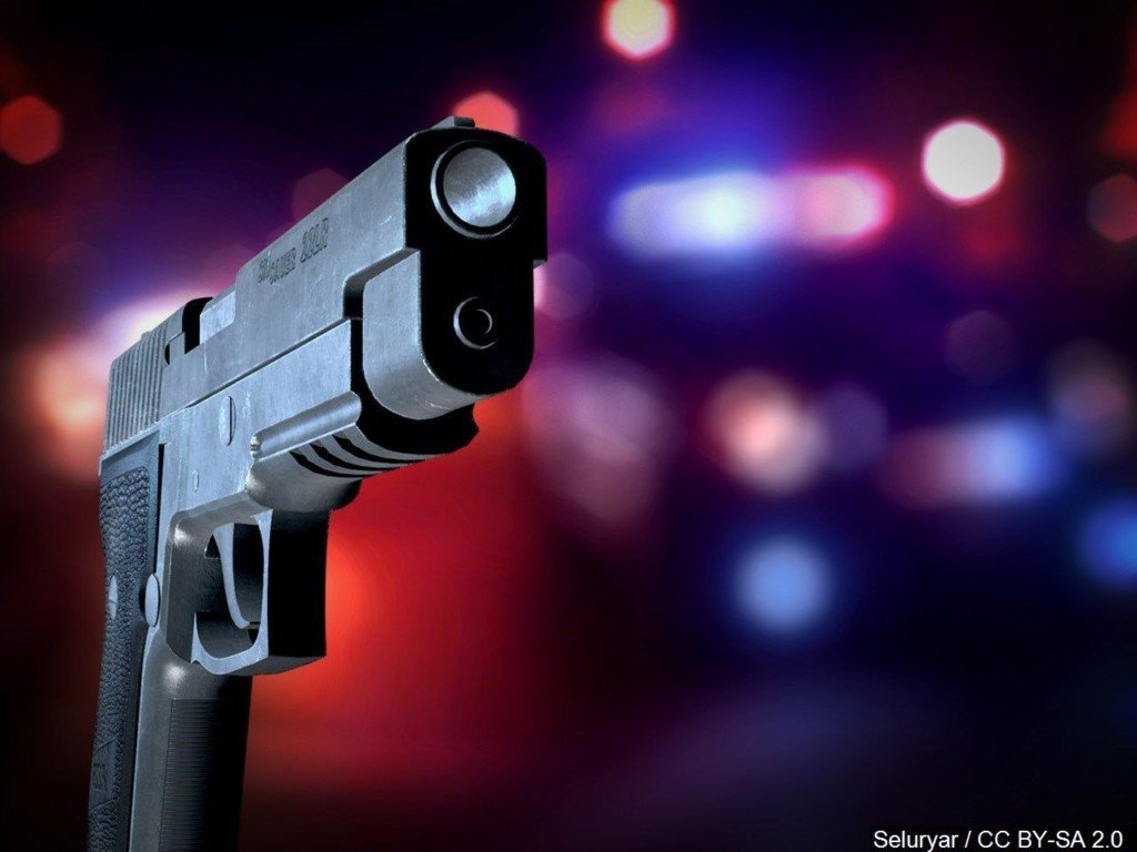 Man Taken to Victoria Hospital After Shooting