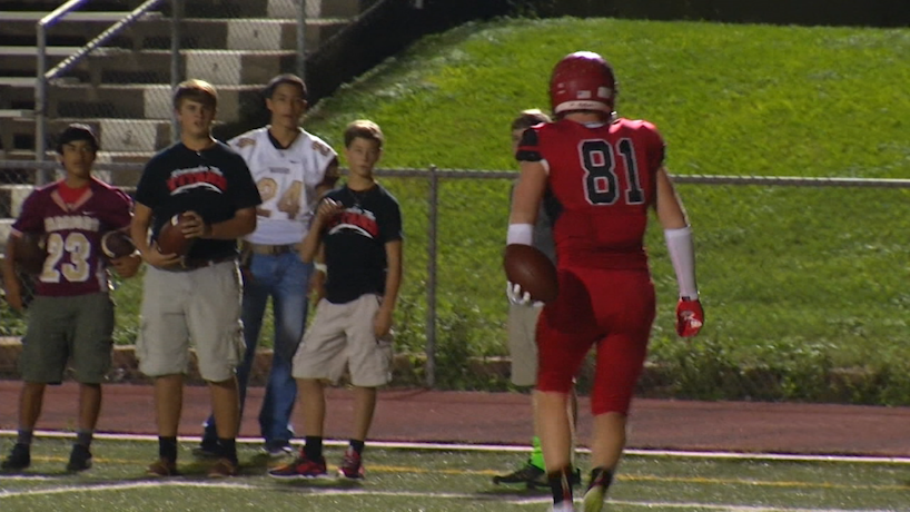 East's Chance McLeod Named to Super Team