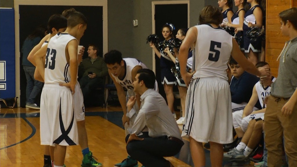 Faith Academy Basketball loses to New Braunfels Christian