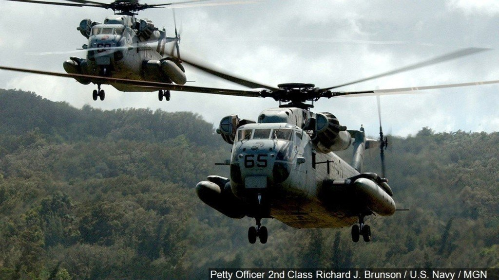 Sen. Cruz: Prayers for Texas Marines Involved in Helicopter Crash Near Hawaii