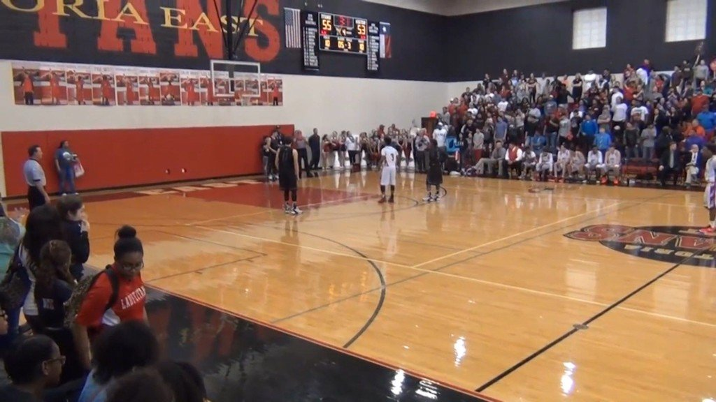 East-West Boys Basketball's Controversial Ending