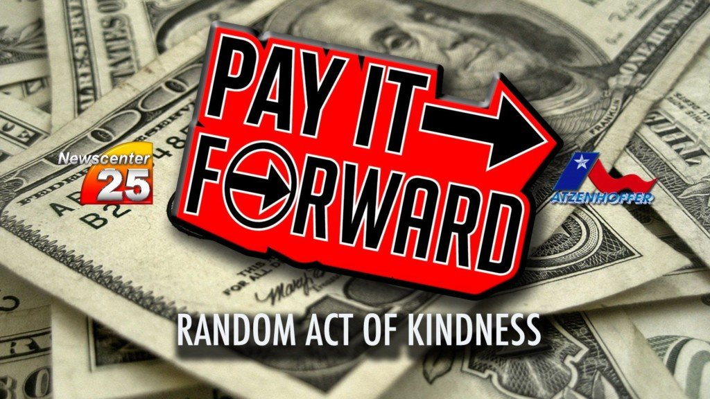 This Week Pay It Forward Helps Out Queen City