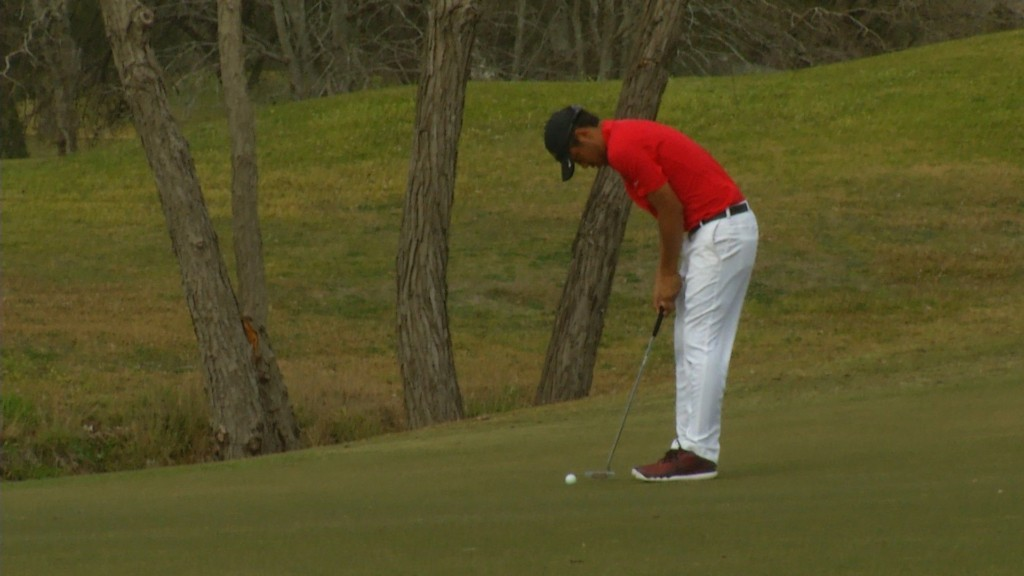 UHV Golf Competes in Claud Jacobs Invitational