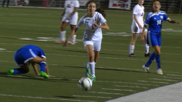 East Girls, boys soccer win big
