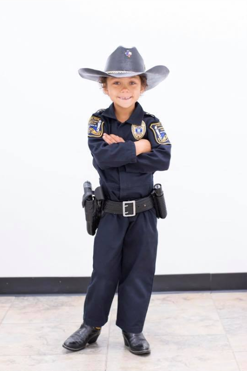 Funeral plans set for 7 year old Freeport Police officer