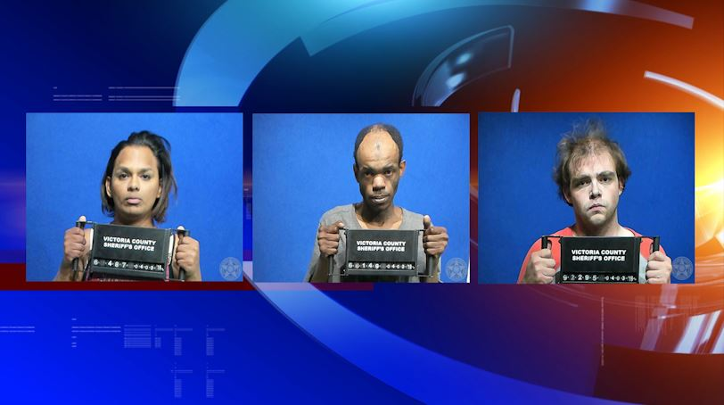 Victoria Police arrest three for aggravated robbery