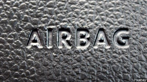 Report says 16.7M faulty Takata air bags still on US roads