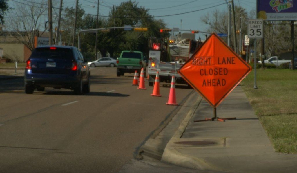 Update: Repairs of Ben Jordan Street and Airline Road moved to end of week