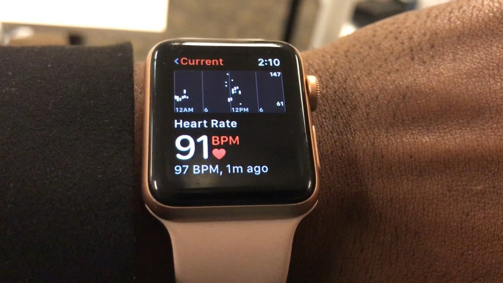 Apple Watch is not just a gift but a lifesaver