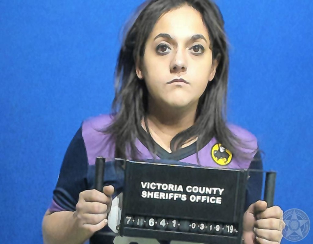 Victoria woman arrested, authorities find drug in private parts